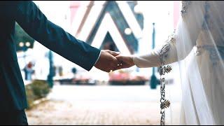 Никах Эмиля и Дины. Свадебный клип