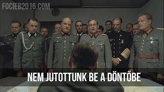 Németország kiesett