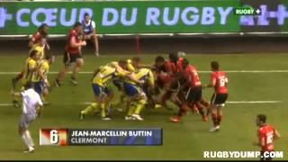 Tries in France top 10 tries 2011 2012
