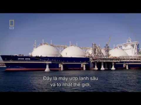 Super Tanker - Tàu chở dầu khổng lồ