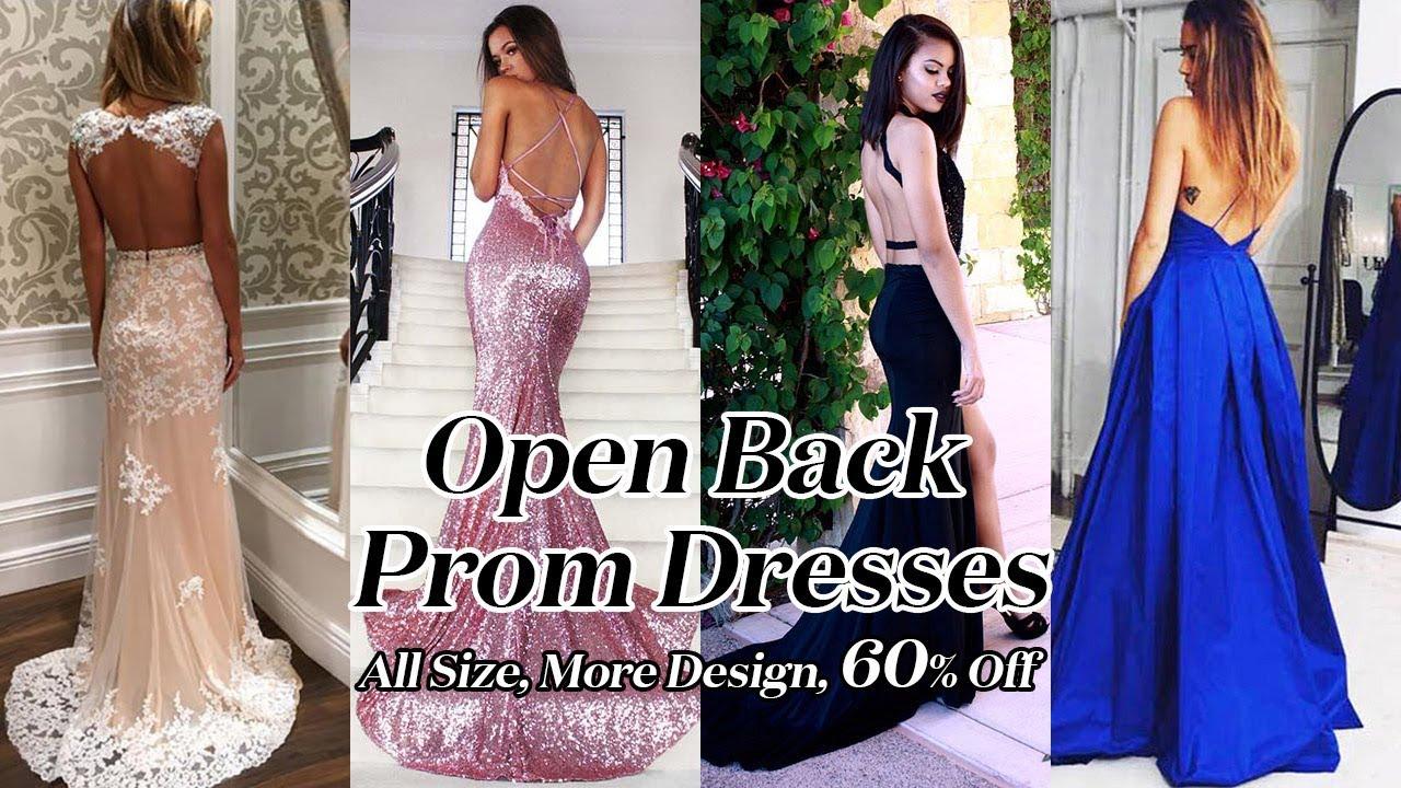 2018 prom dresses on sale