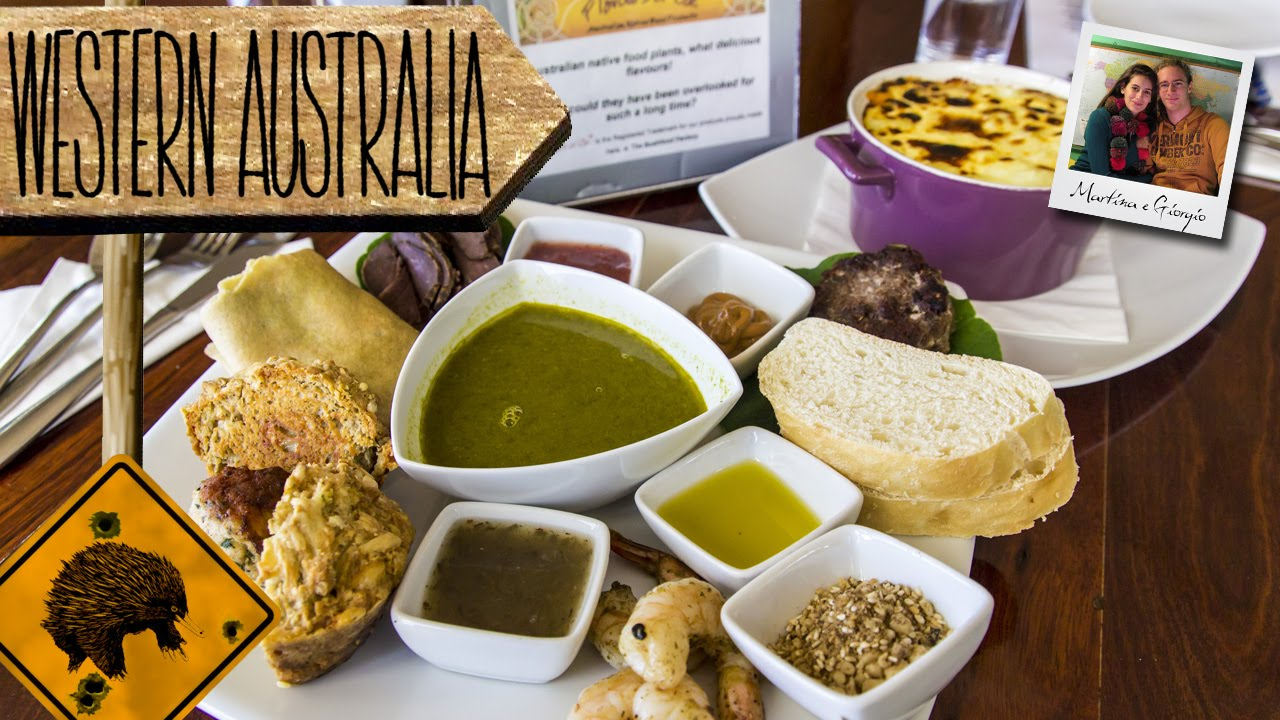 Cucina tipica australiana ricette dal bush wa youtube for Cucina atipica roma