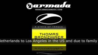 Thomas Bronzwaer - Look Ahead (Original Mix)