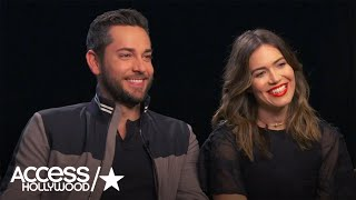 Mandy Moore & Zachary Levi On What Fans Can Expect In