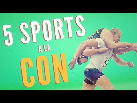 Top 5 des sports les plus cons du monde