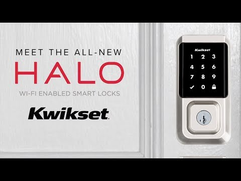 Kwikset Halo WiFi Smart Lock