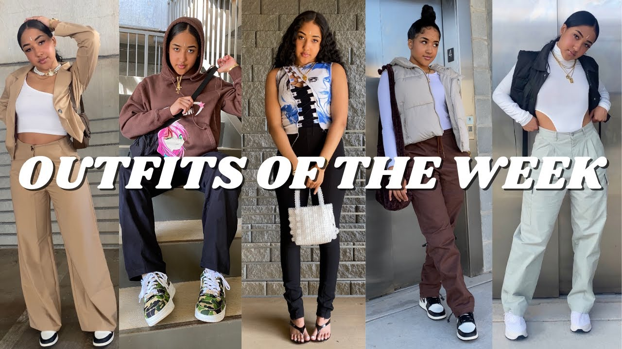 Streetwear Outfits of the Week! Part 2   Outfit Ideas 2021