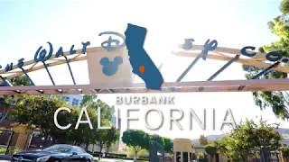 캘리포니아주 대표 로드 트립: 버뱅크, 미디어의 수도