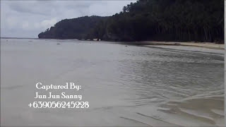 Undiscovered Tourist Spot In Sarangani Island, Located at Sitio Ubas