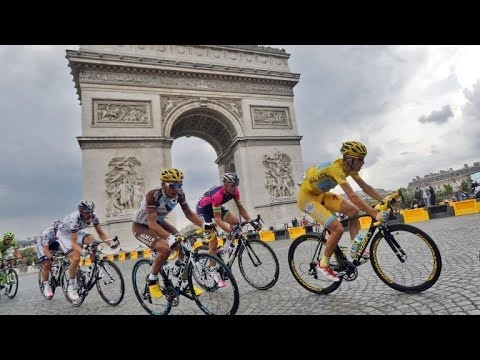 Documentaire Tour de France