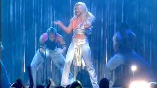 Britney Spears Live From London 2000 (Stronger + What U See (Is What U Get)) [Part 2]