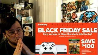 Gamestop's Black Friday 2018 Early Deals - Gor Takes A Look