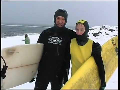 Surfing Denmark- European Surf Journal Clip