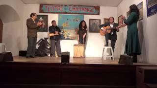 Teatro del Charango  Ernesto Cavour & dance the flamenco 4K video(4Kビデオカメラ・ステレオマイク使用 4K video camera 2015年4月12日ボリビア、ラパスにて., 2015-07-20T01:43:53.000Z)