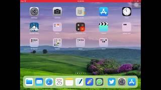 screen recording using ipad