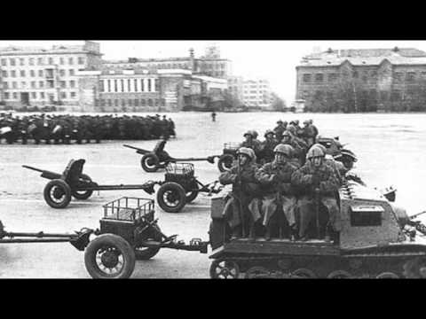 WW2 Russian Tank T-20 Komsomolets - WW2 Rusia Tanque T-20 Komsomolets