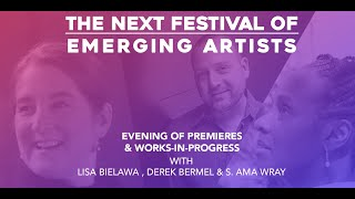 Next Festival 2020: Broadcast from Home with Lisa Bielawa
