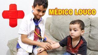 MÉDICO LOUCO!!! TOYSBR