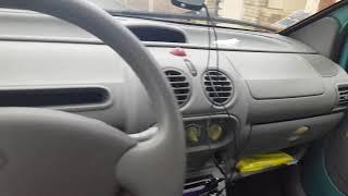 Renault Twingo Ethanol Cold Start
