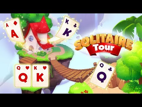 Solitaire Tour: Classic Tripeaks Card Games, September 2019