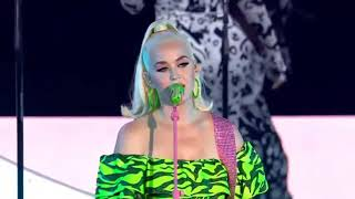 Katy Perry HOT N COLD Live - OnePlus Music Festival 2019 (HD)