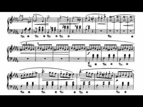 F. Chopin : Waltz op. 64 n°1 in D flat major