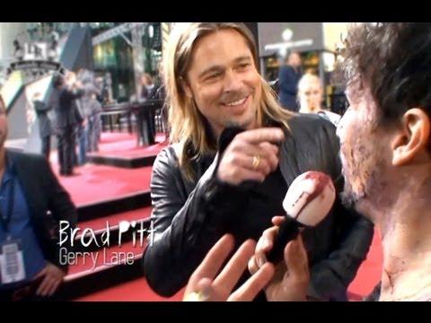 WORLD WAR Z - Brad Pitt und Marc Forster treffen auf Daniele -The Survivor- Rizzo Mp3