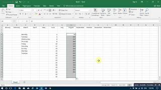 Microsoft Excel tips and tricks Filling cells the smart way