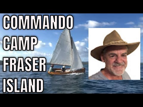 Sailing Moonlight. Z Special Force Commando Camp, Boat Fire
