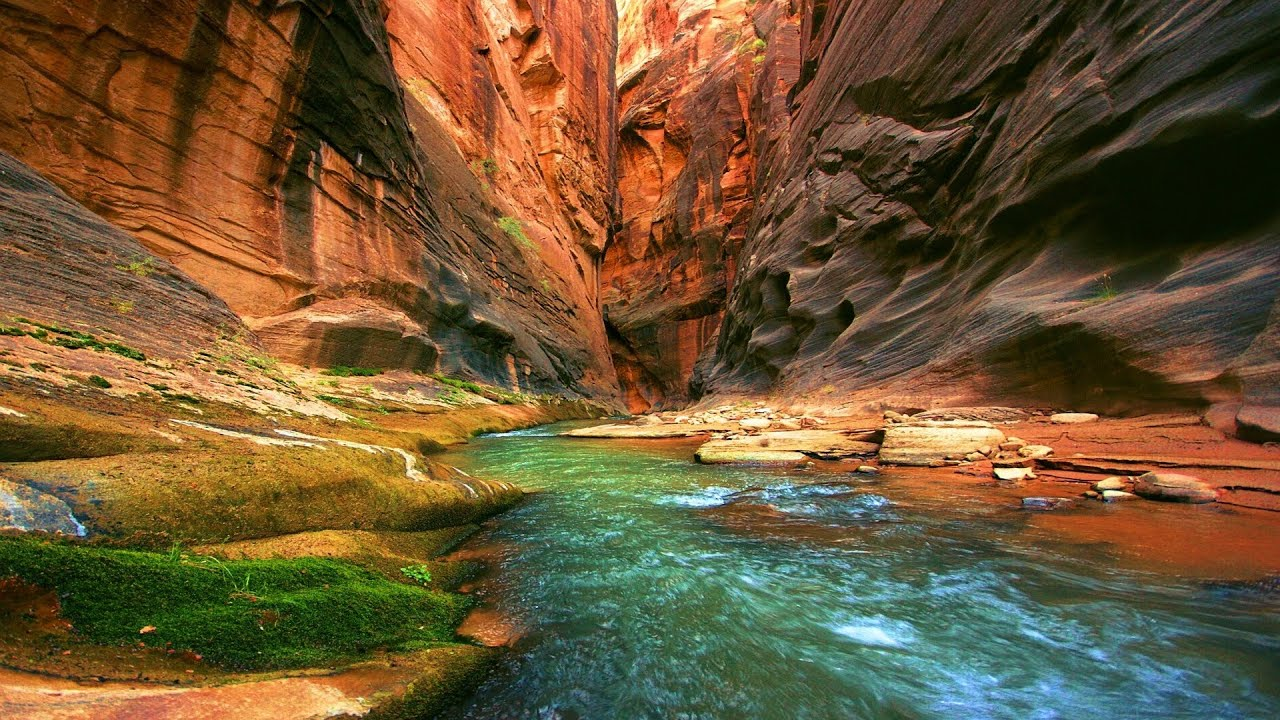 Grand Canyon How It Was Made Hd 1080p Youtube