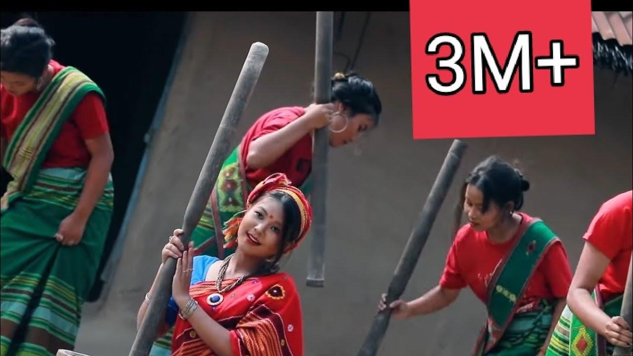 Download Tenga Bilor Parote   New pati Rabha Video song 2020