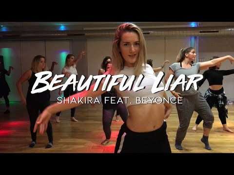 BEAUTIFUL LIAR - BEYONCE SHAKIRA - #CHOREOGRAPHY | PRUNE M. | [#DANCE CLASS VIDEO]