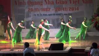Khúc quân hành người chiến sĩ VH - sv ĐH Văn hóa TPHCM