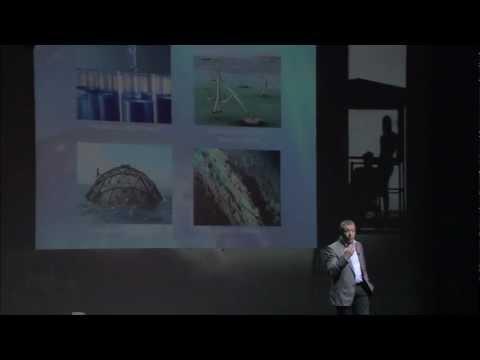 TEDxParis 2012 - Ariel Fuchs - L'océan, le futur de l'homme