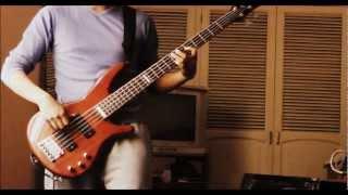 """""""Carlos Santana - Jingo"""" Bass Cover Bajo"""