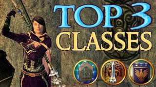LOTRO: My Top 3 Classes in Lord of the Rings Online (With Their Gameplay) in 2018/Mordor*