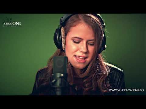 VA  STUDIO SESSIONS - Preslava Kisiova - Sorry acoustic cover