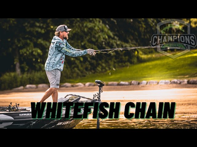 2021 Champions Tour on the Whitefish Chain