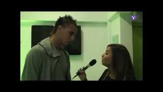 Rencontre avec Marouane Chamakh