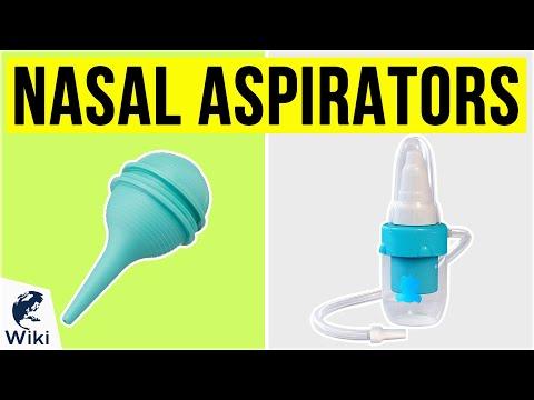 10 Best Nasal Aspirators 2020