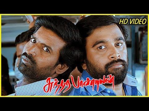 Tamil Full Movie Comedy Scenes | Sundarapandian Full Movie Comedy Scenes | Soori Best Comedy Scenes
