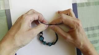 Как сделать скользящий узел