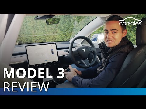 2019 Tesla Model 3 Review | Carsales
