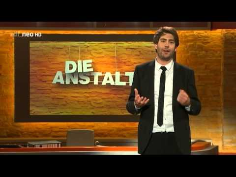 ZDF Die Anstalt: 28.10.2014 C. Wagner über BND, NSA und Abhörskandal