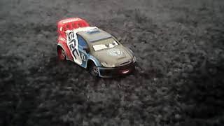 Disney Pixar cars Roule Coule Review