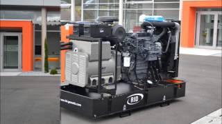 видео Передвижной дизельный компрессор Remeza с двигателем DEUTZ купить в Москве