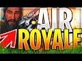 INCROYABLE TOP 1 POUR MA TOUTE PREMIÈRE GAME SUR LE NOUVEAU MODE AIR ROYALE DE FORTNITE ! 43 KILLS