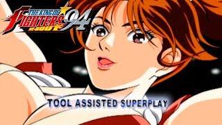 【TAS】KOF 94 REBOUT (PS2) - RAMDOM TEAM #01 + OPENING