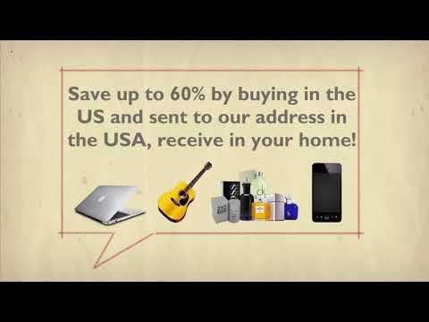 Freight mail Forwarding , Mail Receive and Forward , Mail Forward Service  USA Jonnysbazar