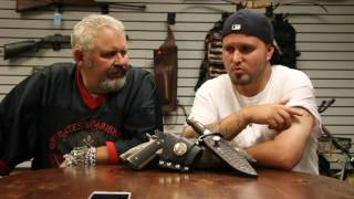 John & Grady Talk Knife.